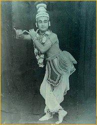 Guruji Gopinath as Sreekrishna