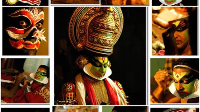 Kathakali Image