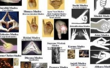Complete Chart of Mudras- Mudras detailed chart